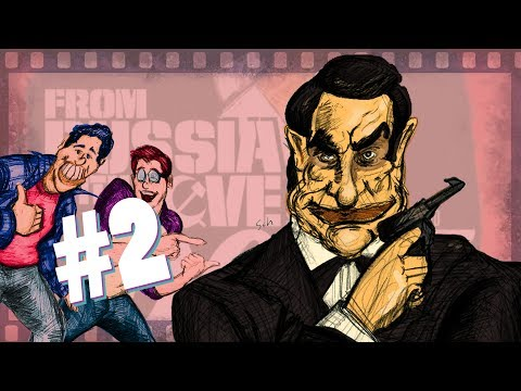 From Russia with Love 007- Connery Giggles - Razzmatazz Multimedia