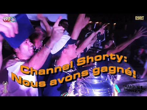 Legendary Paintball Moments Party after France winning NationsCup WCA Malaysia 2014