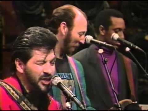 Richard Thompson & Jo-El Sonnier - Tear Stained Letter [1990]