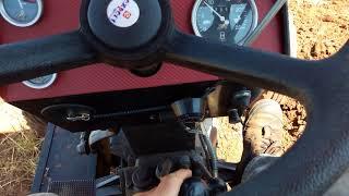 Mf 285s turbo intercooler 2 vitesle tarla sürümü