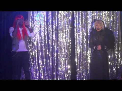 Yara Sofia & Tony as Jujubee: