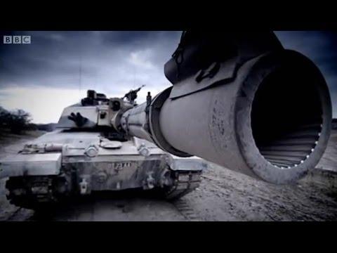 Tank vs Range Rover Challenge Part 2 - Top Gear - BBC