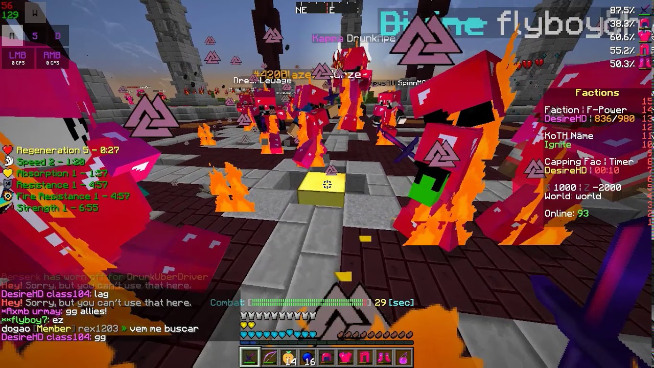 koth   GuildCraft Network - Cracked Minecraft Server