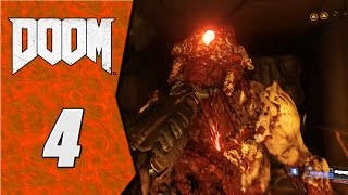 Let 39 s Play DOOM 2016 Part 4 The