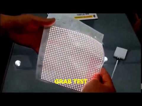 led wrap 2 flexible led sign youtube. Black Bedroom Furniture Sets. Home Design Ideas