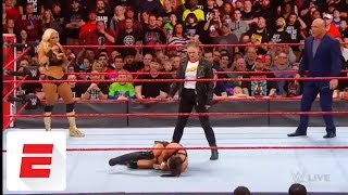 Ronda Rousey flips the script on Mandy Rose and Sonya Deville at WWE Monday Night Raw   ESPN