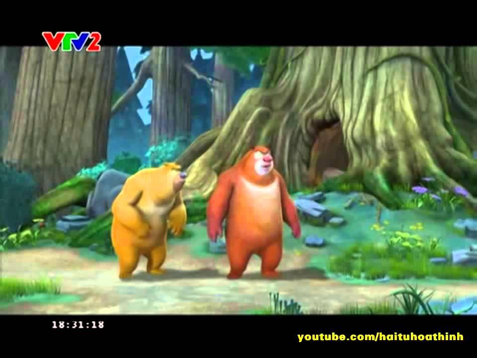 Hoạt Hình Chú gấu Boonie - Tập 5