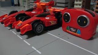 헬로카봇 오토소닉 RC 변신 장난감 Hello Carbot Auto Sonic RC Robot Toys