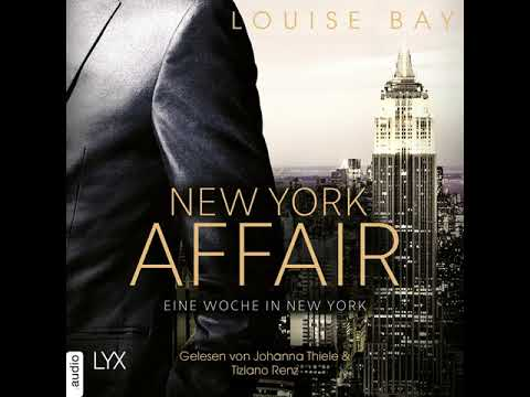 Eine Woche in New York YouTube Hörbuch Trailer auf Deutsch