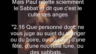 Part 1 paul de tarse contredit jesus pbsl.flv