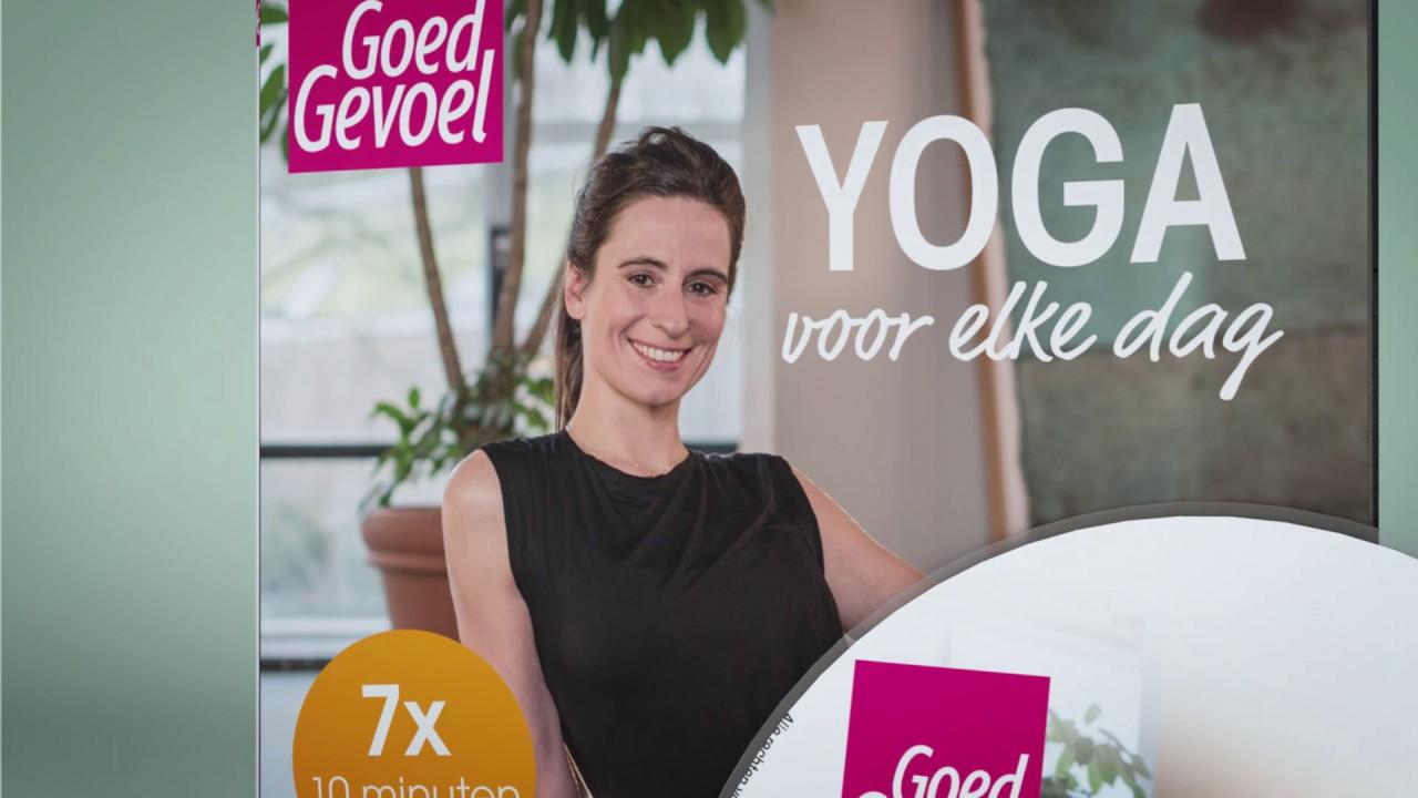 yoga voor elke dag