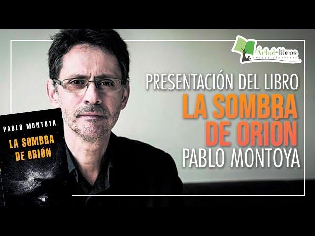 Pablo Montoya presenta