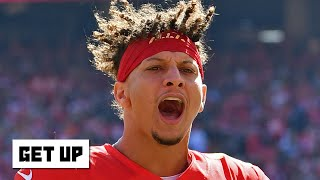 Patrick Mahomes wants to return from injury ASAP - Damien Woody | Get Up