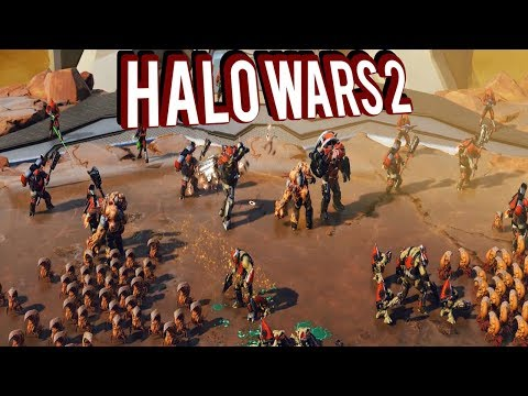 Light the Fuse! - Halo Wars 2 Awakening the Nightmare Gameplay HW2 Lets Play Part 3
