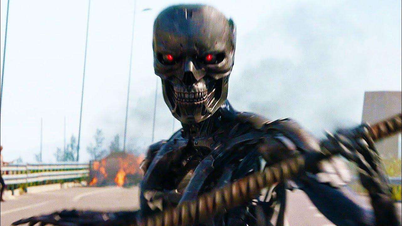 Download Terminator Dark Fate Promo Clips