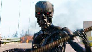 Terminator Dark Fate Promo Clips