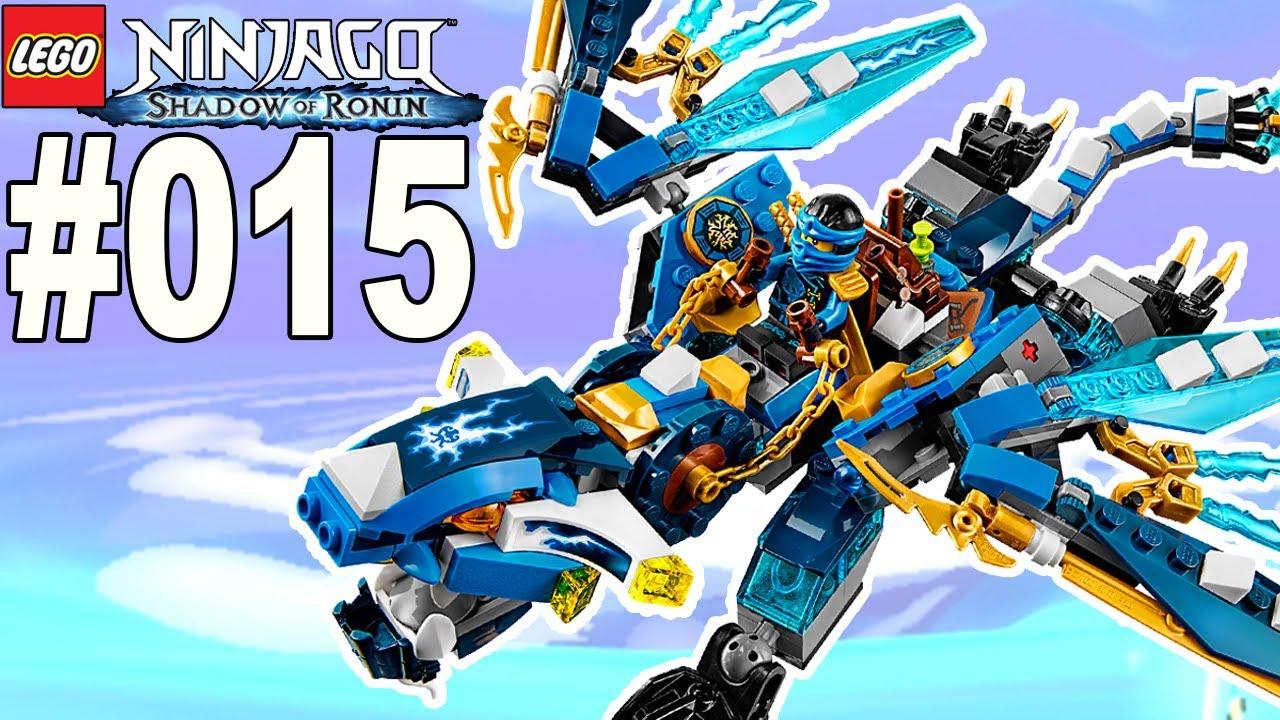 Lego Ninjago Schatten Des Ronin 015 Jays Elementardrache Lets