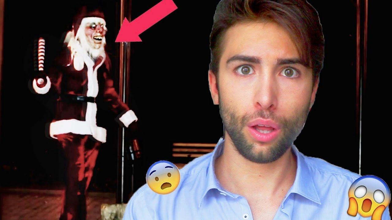 Babbo Natale Assassino.Babbo Natale Killer Ripreso In Video Gianmarco Zagato Youtube