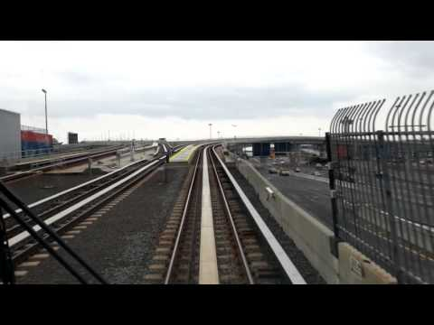 JFK Airtrain - Jamaica Station loop to JFK Airport all terminals and back - Cabride