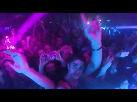JAUZ-LIVE @ BASSMNT San Diego, Up-close & Personal