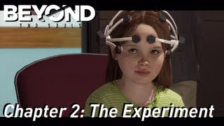 BEYOND: Two Souls ¦¦ Gameplay Walkthrough Part 3 - Chapter 2: The Experiment [HD] PS3 Exclusive
