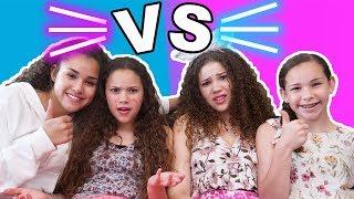 Sisters vs Sisters PRANK! (Haschak Sisters)