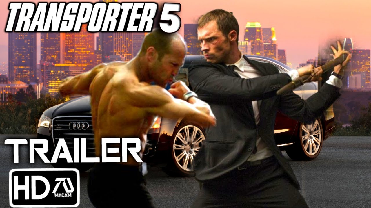 Download TRANSPORTER 5 (2022) Trailer - Jason Statham, Ed Skrein (Fan Made)