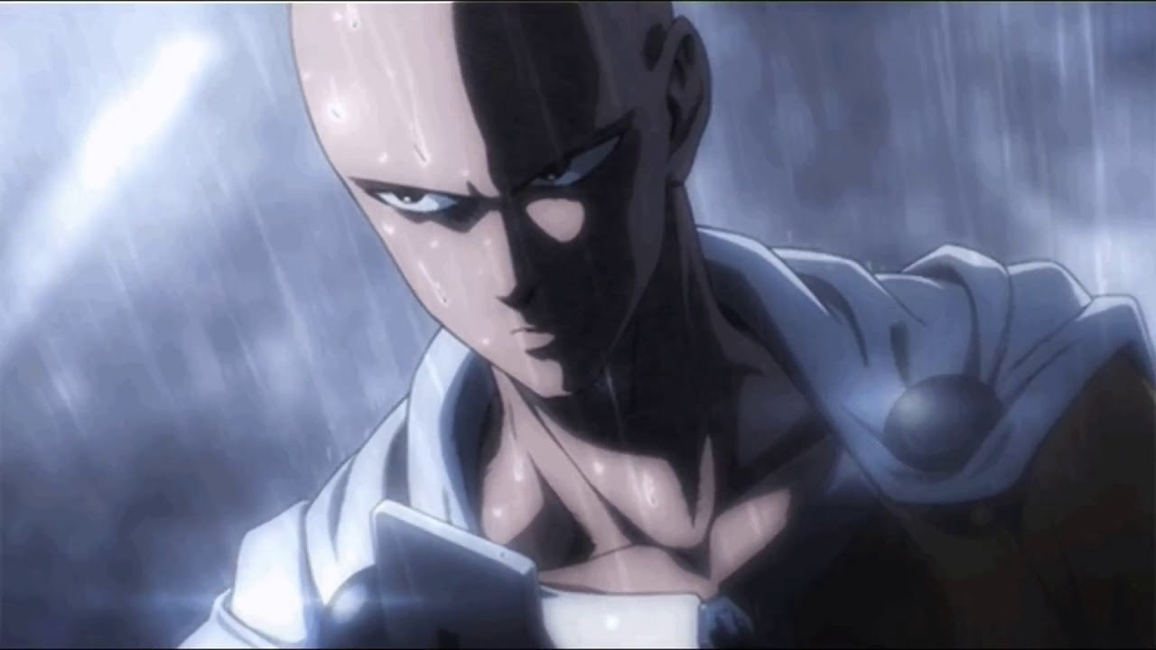 One punch man sad OST with rain sound ( Extended version - 1 hour ) -  YouTube