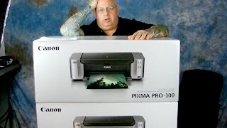 Happy Photographer: 100% FREE: EPIC STEAL Canon Pixma PRO-100 Large Professional Printer!!