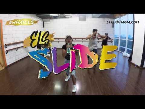 ELS - Slide Dance REHEARSAL Sari Pan Pacific