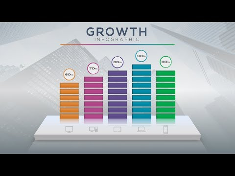 How To Create an Inspirational Growth Chart for Presentation in Microsoft Office PowerPoint PPT