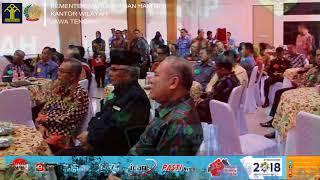 Pengukuhan Pengurus IKA (Ikatan Alumni) AKIP POLTEKIP Wilayah Jawa Tengah [20 Juni 2018]