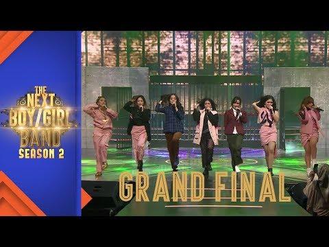 "SNG ft. GAC ""No"" I GRAND FINAL I The Next Boy/Girl Band S2 GTV"