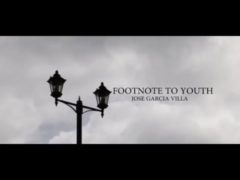 footnote to the youth
