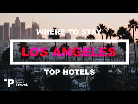 DOWNTOWN LA: Top 5 Places to Stay in Downtown Los Angeles, California (Hotels & Resorts!)