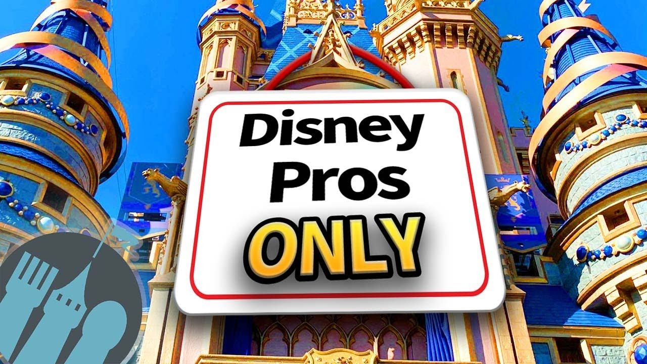 You Aren't A Disney World Pro If You Haven't Done THIS