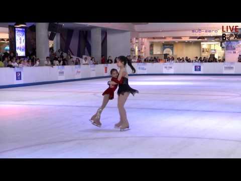 การแข่งขัน ICE SKATING ในงาน CHIANGMAI ICE SKATING SERIES 2017 9 july 2017 (PART1)