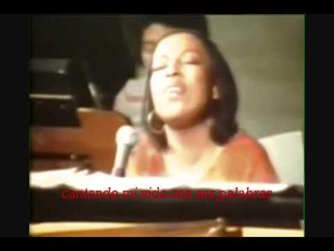 roberta flack- killing me softly with his song (subtitulos en español)