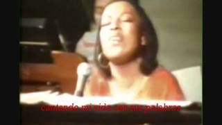 roberta flack- killing me softly with his song (subtitulos en español)