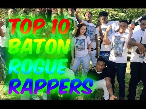 Top 10 Baton Rogue, LA Rappers Part 1
