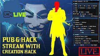 Hacker Is Live - PUBG Hack Mobile  MORTAL DYNAMO GAMING RON ALPHA giveaway
