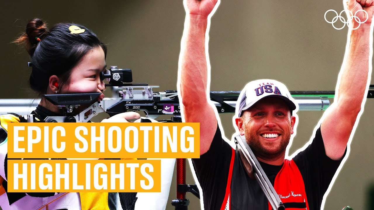 Download BEST OF Shooting at #Tokyo2020 🔥