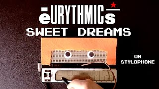 Eurythmics - Sweet Dreams (Are Made Of This) (Stylophone cover)