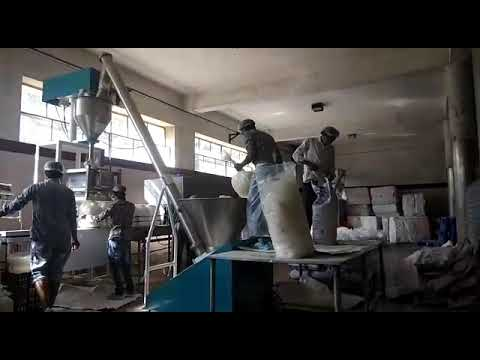 Milk powder packing machine - interpack machine Pvt LTD