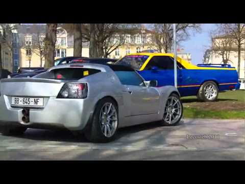 opel speedster turbo youtube. Black Bedroom Furniture Sets. Home Design Ideas