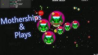 Blob.io   Motherships & Plays #1