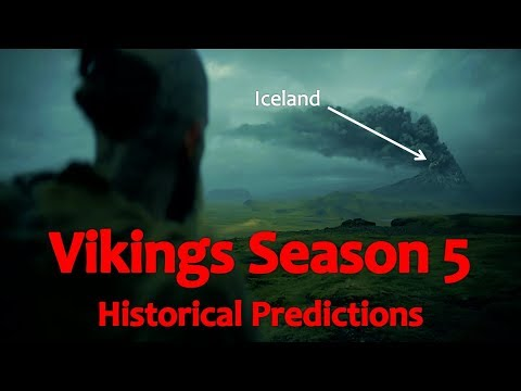 Vikings Season 5 - Historical Predictions: Great Heathen Army, Warrior Bishops, Iceland