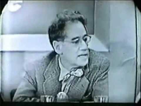 George S. Kaufman  A Rare Glimpse  Part 1