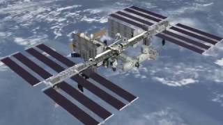 Cool Minecraft International Space Station with ZERO G!