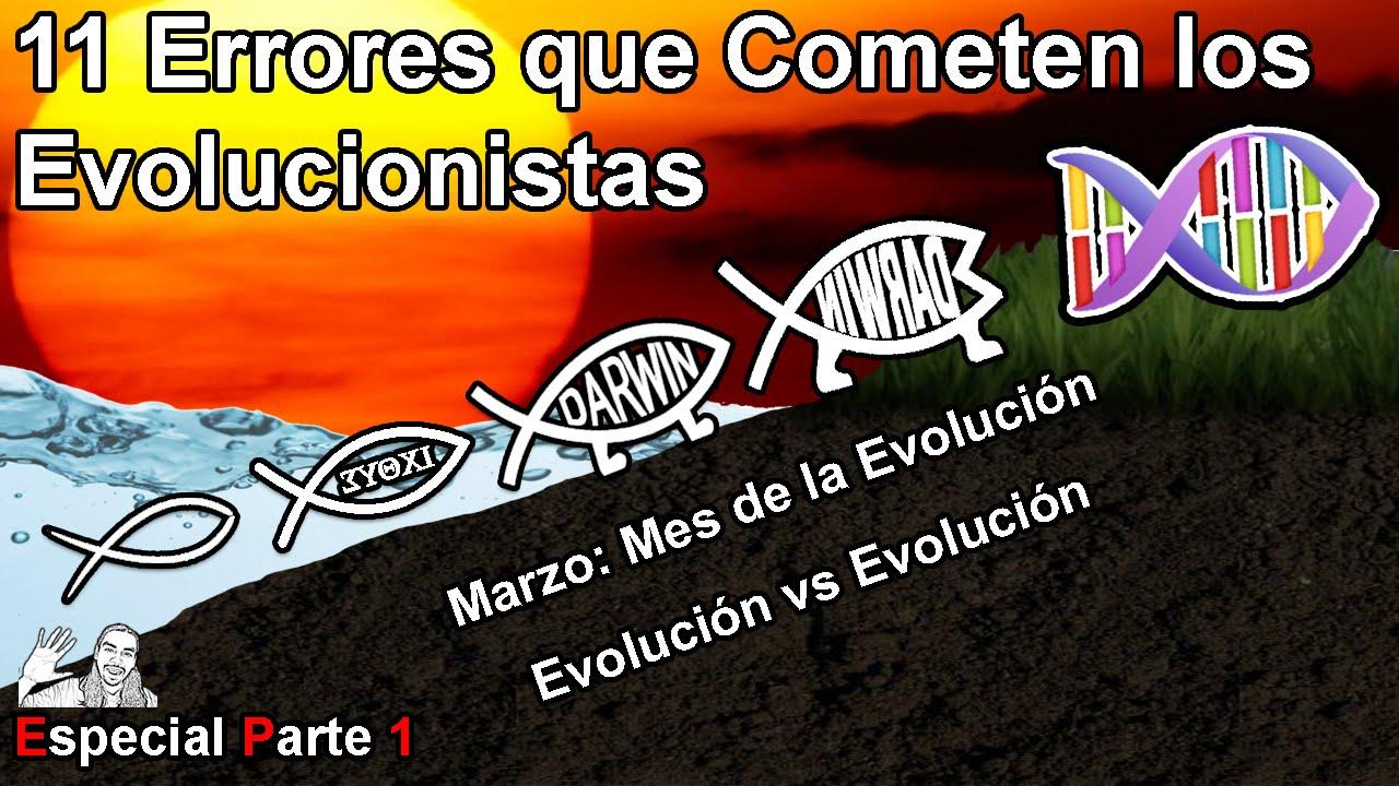 11 Mitos de la Evolución